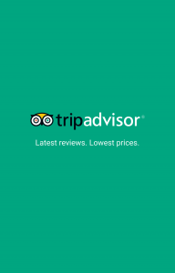 tripadvisor app launch screen