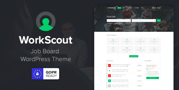 WorkScout Theme