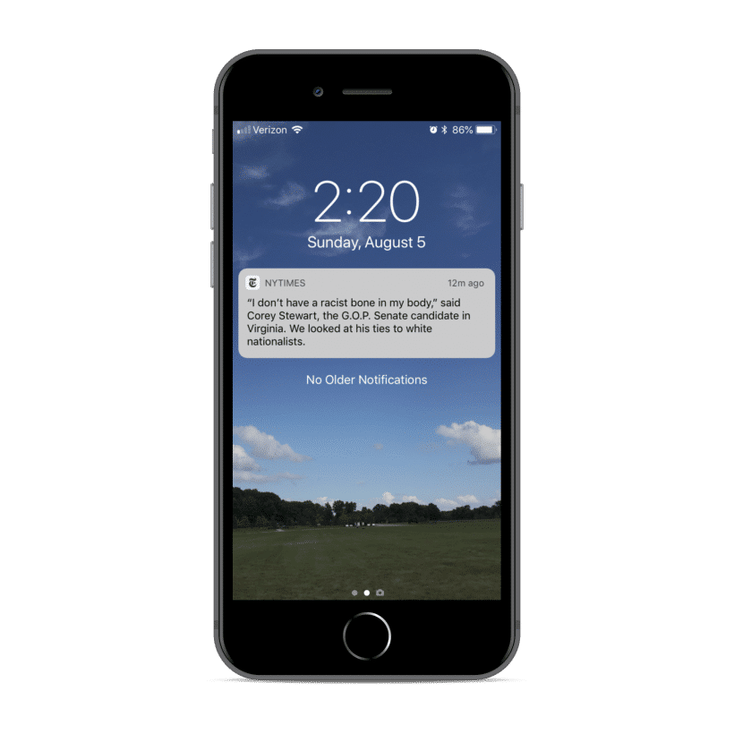 New York Times Mobile App Growth Strategy
