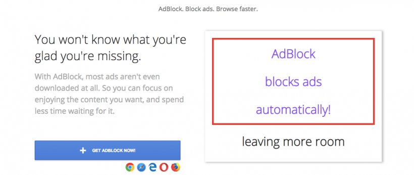 Best anti adblock scripts